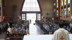 horarios de misa para vivir la semana santa