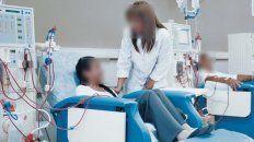 situacion limite para mas de 30.000 pacientes en dialisis por la escalada del dolar