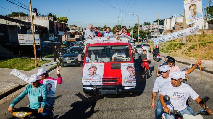 La información policial sobre las agresiones a la caravana que encabezó Varisco