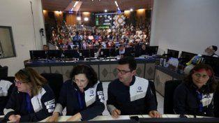 La sonda israelí Beresheet se estrelló contra la luna