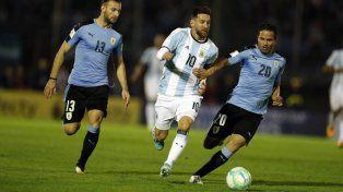 Argentina y Uruguay podrían jugar la Copa Río de la Plata