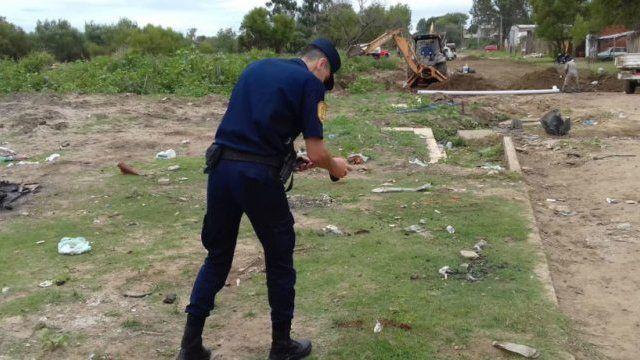 Discusión. El padrastro de víctima y victimario dijo que el motivo de la agresión fue la disputa de una yegua.