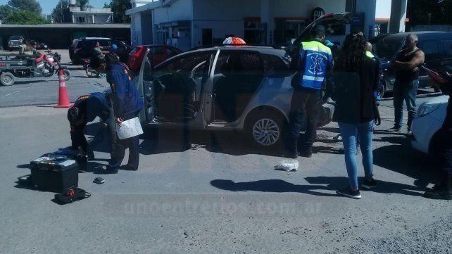 Al penal fueron la banda acusada de estafa y de intento de homicidio a un policía