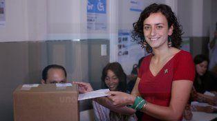 Burgos: En esta elección se puede visibilizar más la participación de las mujeres