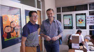 Bahl: Es una elección muy especial para Paraná
