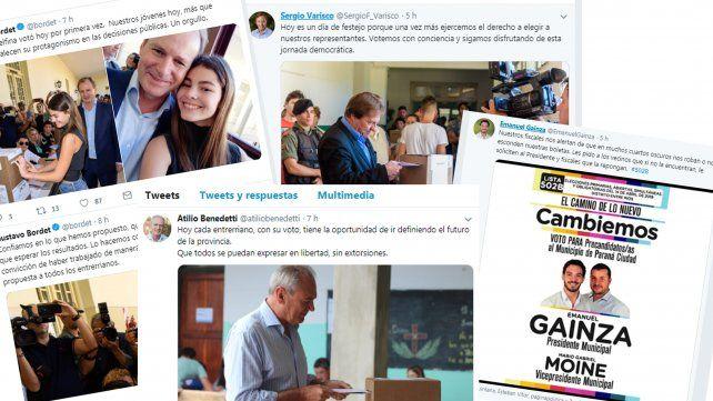 Los precandidatos en las redes sociales, poca estrategia y mucha tibieza