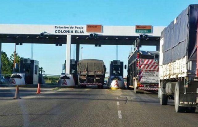 Transportar mercadería por ruta aumentó 9% en marzo y acumula 12% en el primer trimestre