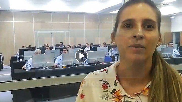 Lucrecia Escandón: Hay que tener paciencia para que los datos sean representativos.