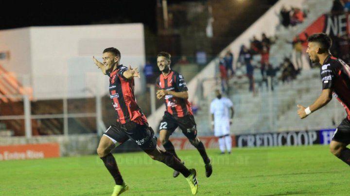Patronato empató 1 a 1 por la Copa de la Superliga ante Godoy Cruz