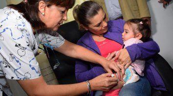 este miercoles llegan las vacunas antigripales a la provincia