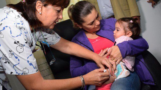Este miércoles llegan las vacunas antigripales a la provincia