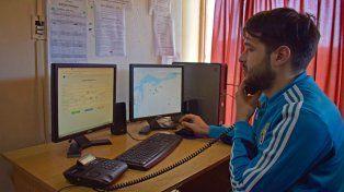 Implementan en la provincia un sistema de geolocalización de ambulancias