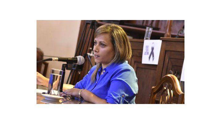 Bauza es actualmente presidenta de la vecinal del barrio Los Paraísos.