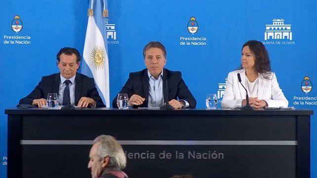 El Gobierno anunció congelamiento de tarifas y control de precios para frenar la inflación