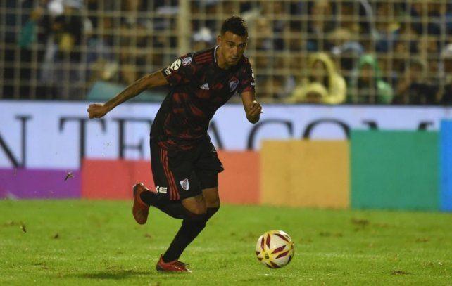 Matías Suárez marcó dos tantos.