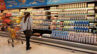 La inflación de abril fue del 3,4% y acumula un 55,8% en los últimos meses