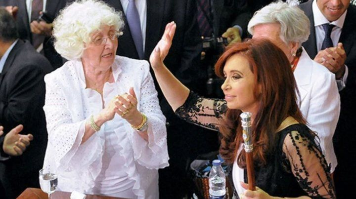 Falleció la madre de Cristina Kirchner
