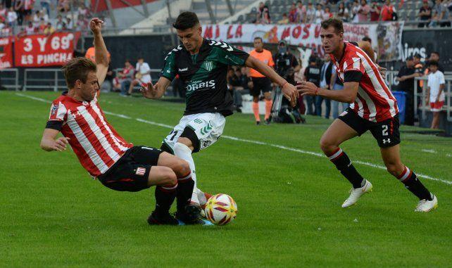 Fue victoria del equipo de La Plata ante el Taladro.