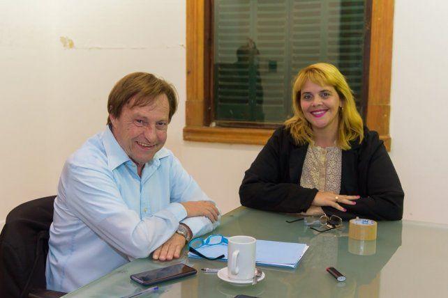 Candidatos justicialistas y del partido Ser anunciaron su apoyo a Varisco