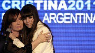 Cristina viajó a Cuba tras el fallecimiento de su madre