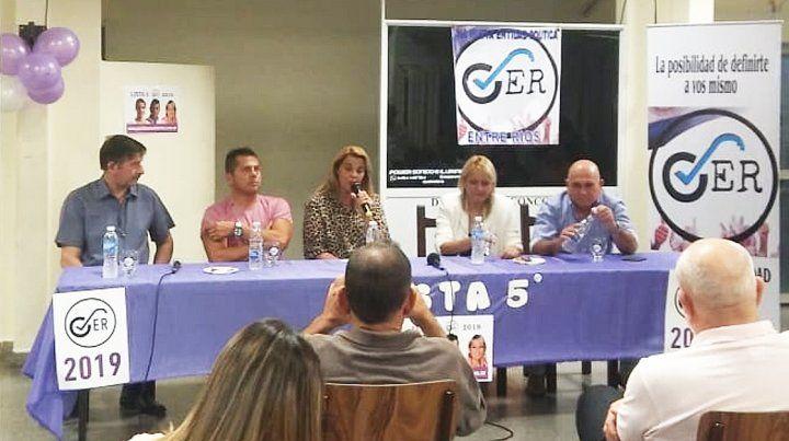 Desde el partido SER afirman que Tania Acebal se cortó sola
