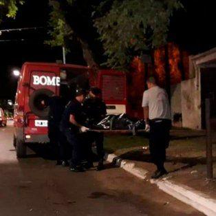 Una mujer fue encontrada muerta tras un incendio en su vivienda