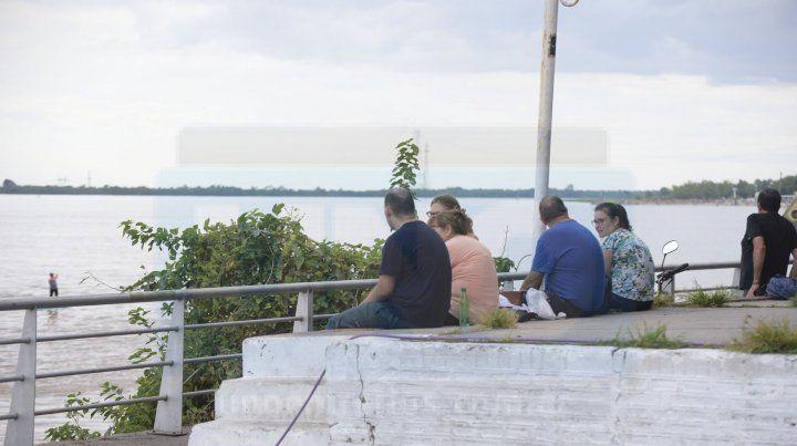 Baja la temperatura en Paraná y hay probabilidades de lluvia