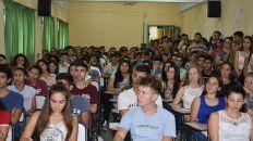mas jovenes eligieron este ano la oferta educativa superior y gratuita