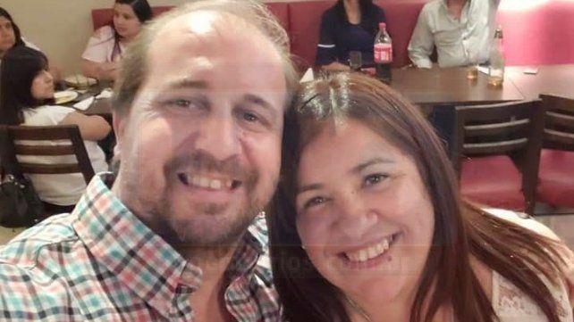 Ilusión. Esteban y Paola aseguran que no se darán por vencidos.