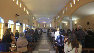 Domingo de pascuas. La grey católica celebró ayer su fiesta máxima.