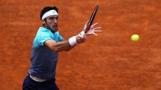 Leonardo Mayer ganó en el debut y se medirá con Rafael Nadal