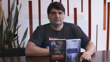 Intereses. Además de la ciencia ficción, a Fernández le interesan la fantasía, el terror y la divulgación científica.