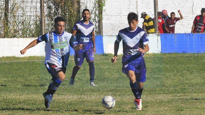 Clásico en Pirola. El Tricolor y la V Azulada protagonizarán el partido más importante de la primera fecha. El partido comenzaría a las 16 en el Giusti.