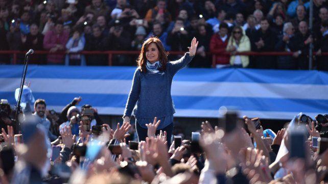 Cristina presentará su libro Sinceramente en la Feria del Libro