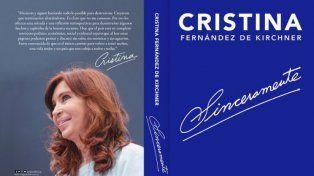 Sinceramente: las 17 frases más destacadas del libro de Cristina Kirchner