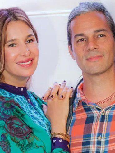 Dolores Barreiro y Matías Camisani, separados tras 21 años de matrimonio