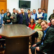 Varisco destacó la confluencia de distintos sectores políticos que acompañan su propuesta