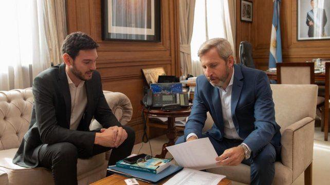 Frigerio y Gainza quieren mejorar el desempeño de Cambiemos en las elecciones