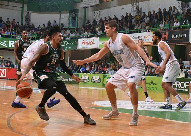De racha. El Verde viene de ganarle a Hispano Americano en su última presentación en condición de local.