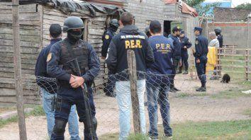 detuvieron a cuatro personas por el homicidio de un hombre en concepcion del uruguay