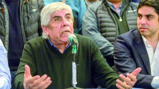 El moyanismo y otros sindicatos ratificaron el paro y movilizaciones