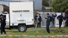 IMPARCIALIDAD. La Policía provincial actuó en la escena del crimen, pero las pericias se pidieron a Gendarmería.