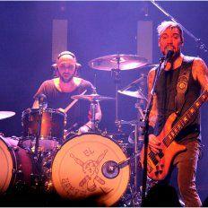 Cierre. Carajo, la banda hardcore y ñu metal liderada por Marcelo Corvalán, coronará la primera jornada.
