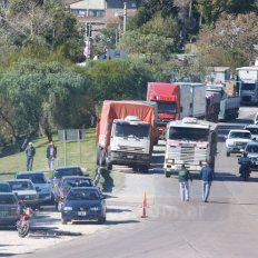 Camioneros prepara volanteada y presencia al costado de las rutas entrerrianas el martes 30