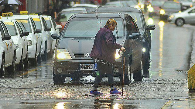 Renuevan el alerta por abundantes precipitaciones para una amplia zona
