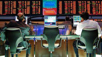 mercados optimistas: el riesgo pais bajo 20% en un mes