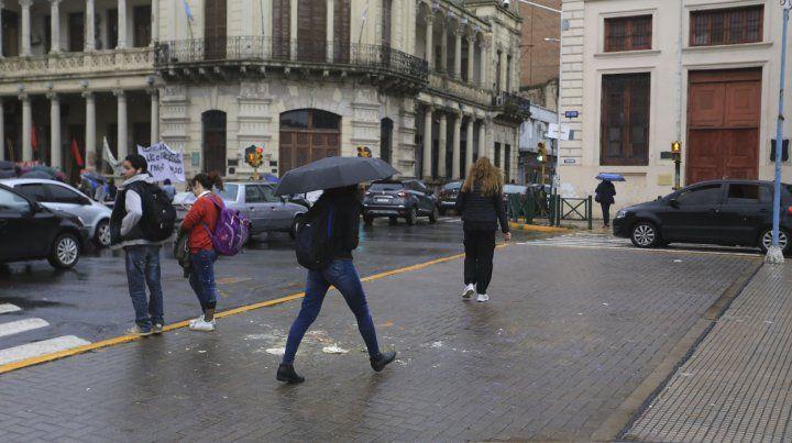 El fin de semana la lluvia daría un respiro