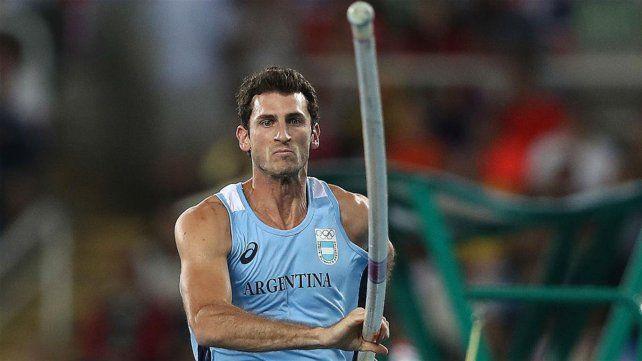 Germán Chiaraviglio se pone a punto en Concordia.