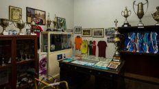 la historia del deporte paranaense se revive en el museo historico