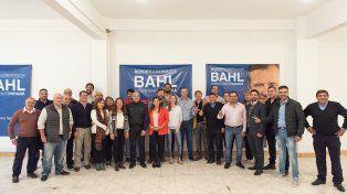 Bahl: El peronismo de Paraná está unido y trabajando para transformar la ciudad